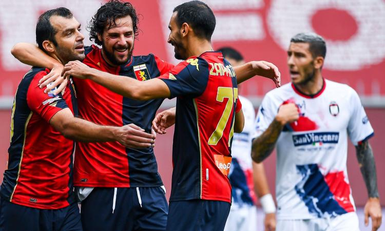Genoa, due giocatori a rischio derby