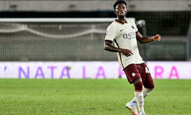 Roma, Diawara ci ripensa: no al Galatasaray