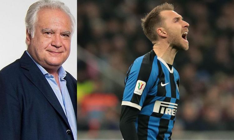 Un cappuccino con Sconcerti: l'Inter ha messo Eriksen sul mercato, ecco perché