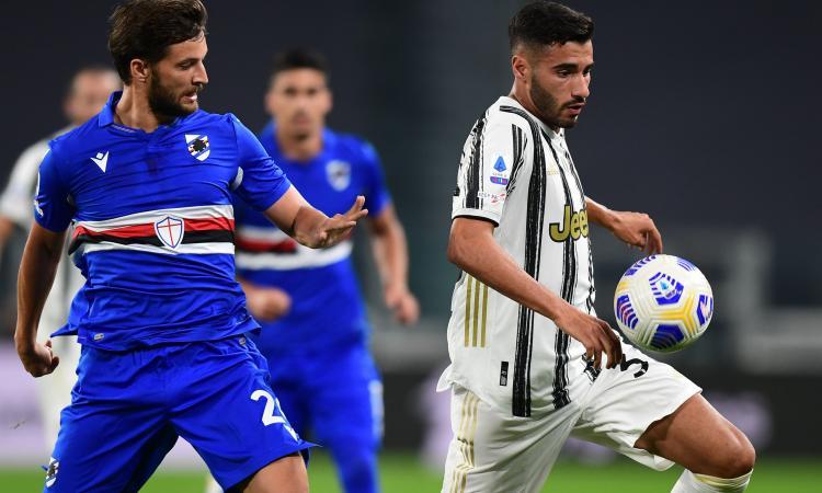 Sampdoria, la probabile formazione anti Juventus: dubbi in avanti, e in difesa...