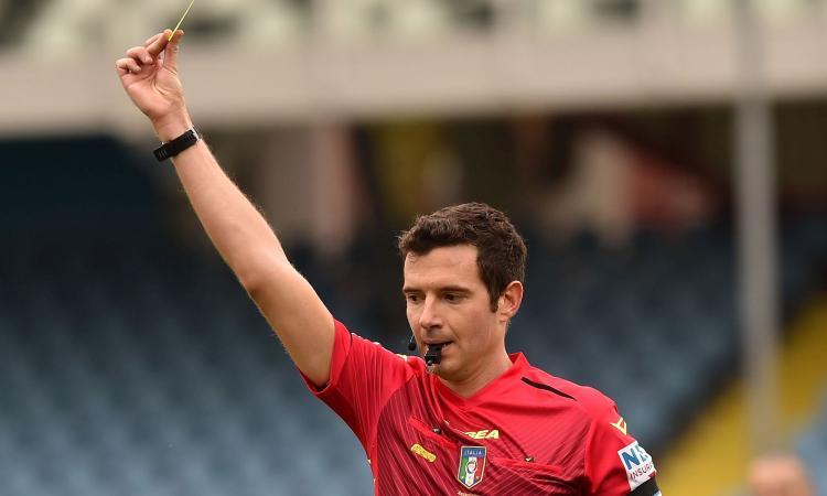 Fiorentina-Benenvento: ecco arbitro, assistenti e Var