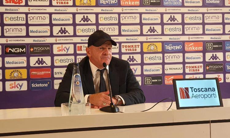 Fiorentina, Iachini: 'Chiesa capitano, responsabilità mia, ma ora basta parlare di lui. Callejon l'ho voluto io'