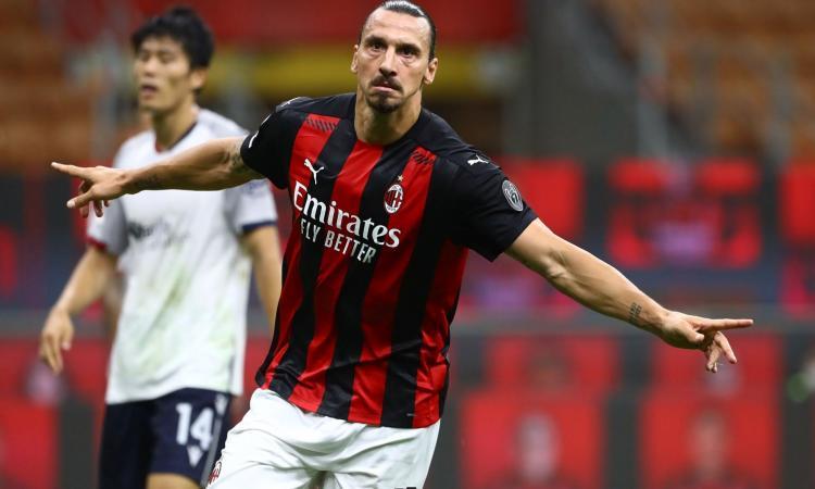 Milan, ecco quando torna Ibrahimovic