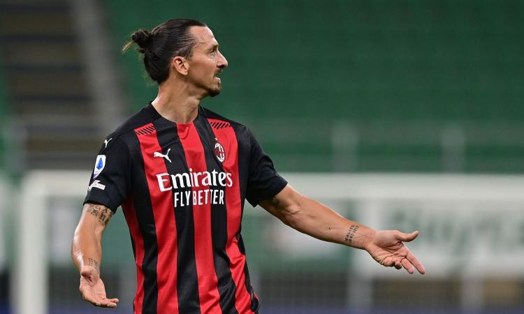 Milan, Ibra show in allenamento: il VIDEO del gol in acrobazia: 'Ninja'