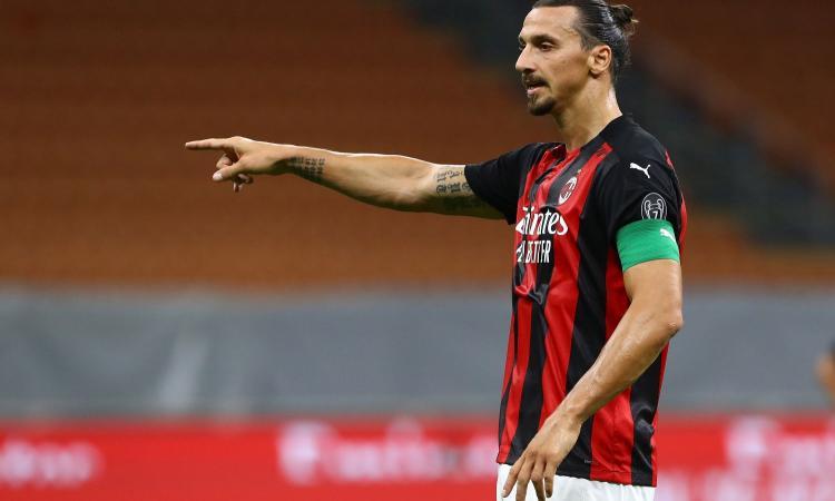 Milan: fiducia Ibra in vista dello Shamrock Rovers. Lo svedese si allena di nuovo in gruppo