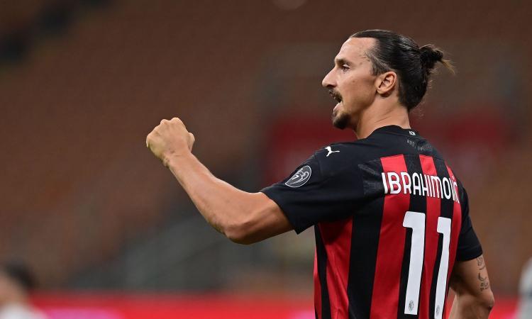 Ibra, l'Highlander della Serie A può giocare altri due anni: è il re dei 'vecchietti' in Europa