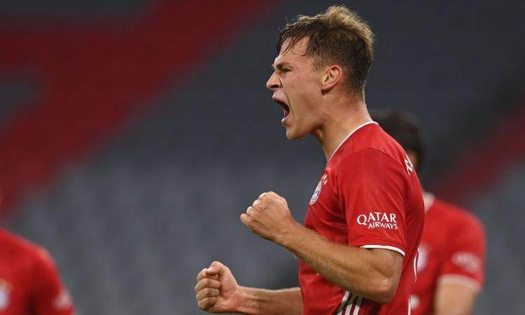 Lazio-Bayern, Kimmich fa 50 in Champions: numeri da top player VIDEO