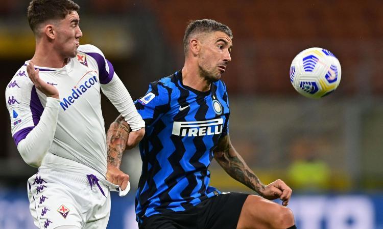 Fiorentina, la dirigenza incontra Vlahovic: vicinanza al ragazzo