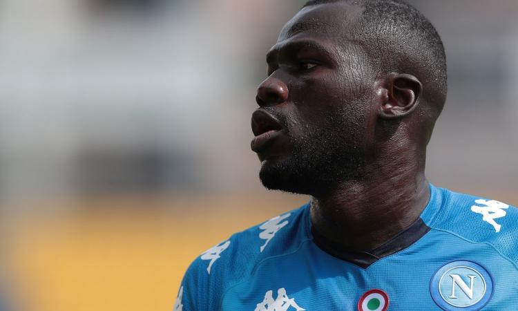 Napoli-Empoli, le scelte di Gattuso: pronta la coppia Koulibaly-Rrahmani, l'idea su Mertens