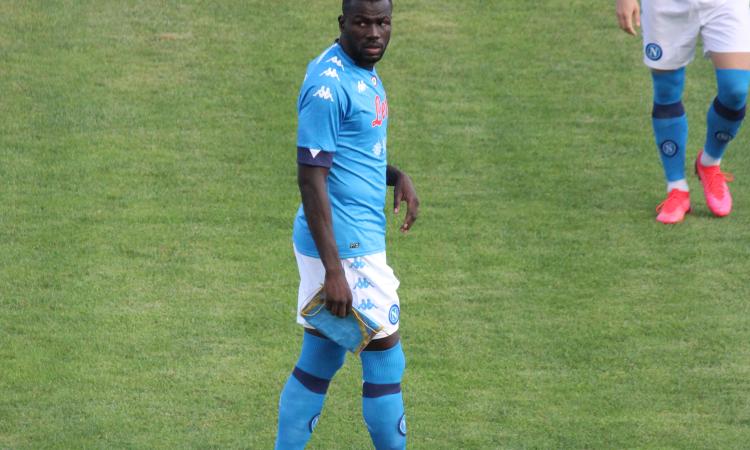 Napoli: fissato un nuovo ultimatum per Koulibaly