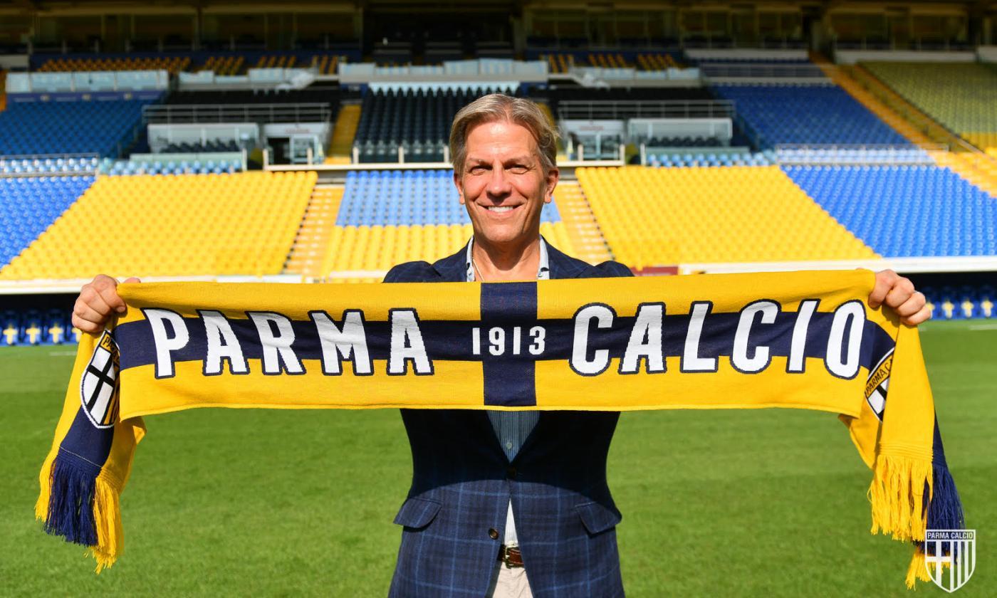 Parma, UFFICIALE: Kyle Krause è il nuovo proprietario. 'Realizzo un sogno'  | Primapagina | Calciomercato.com