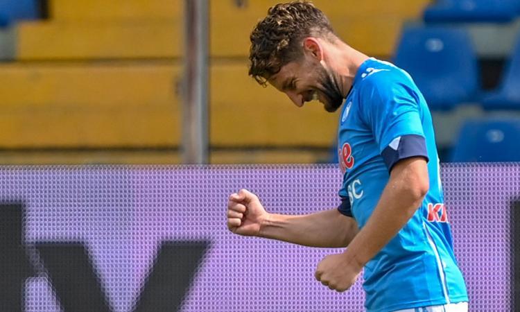 Napoli, un raggio di sole per Gattuso: Mertens è tornato dal Belgio, ecco quando sarà disponibile