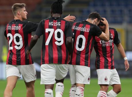 Milan 3 2 Al Bodo Glimt Ma Che Sofferenza Ora Il Rio Ave Nel Playoff Per L Europa League Pioli Fa 16 Estero Calciomercato Com