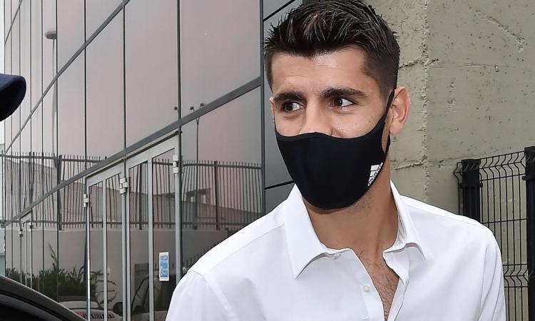 Pirlo coccola Morata: 'Non è un ripiego'. Ma la verità è un'altra, per la Juve è una terza scelta