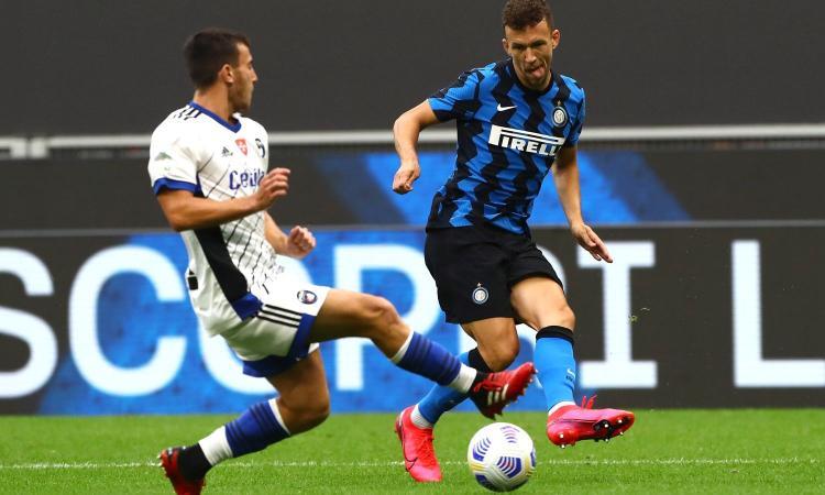 Inter, Perisic si conferma: 'Ho due anni di contratto qui, spero di fare grandi cose' VIDEO