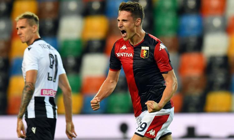 Inter, si sblocca l'affare Pinamonti: incontro decisivo col Genoa e c'è una promessa di Ausilio