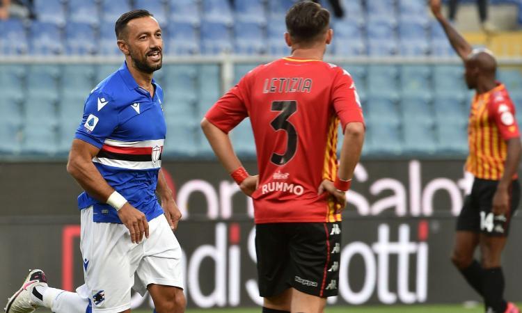 Serie A, Quagliarella in gol da 16 stagioni consecutive! In 6 meglio di lui