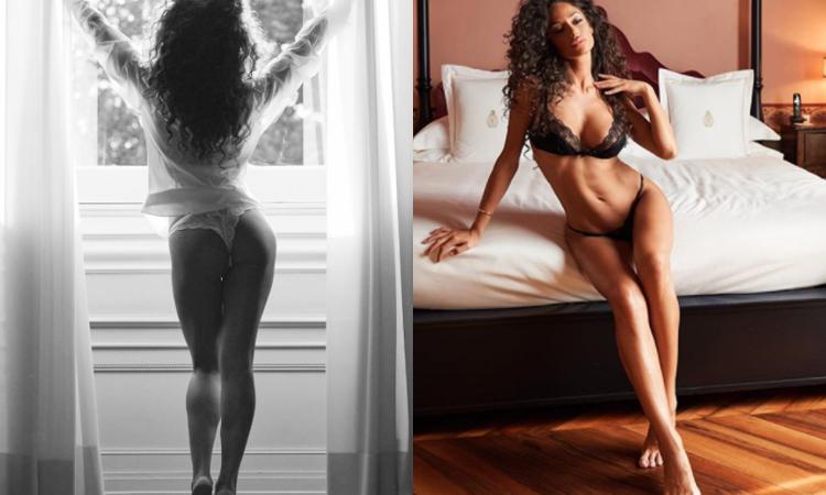 Raffaella Fico super sexy in intimo: 'Dreaming...' FOTO