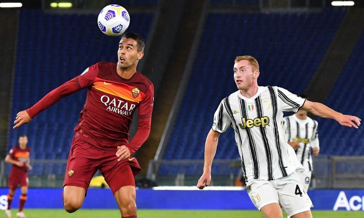 Spinazzola: 'Dopo il no all'Inter mi sento più libero. Alla Roma è come essere sulle montagne russe...'