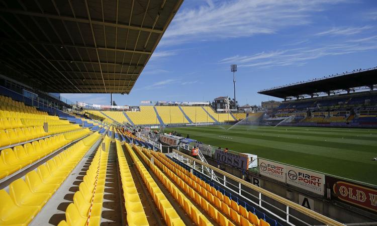 Parma-Empoli con mille spettatori: il Tardini è il primo stadio di A a riaprire al pubblico