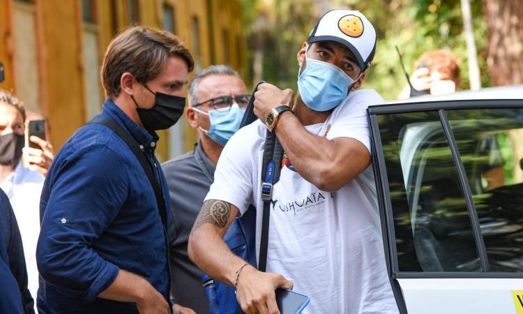 Juve, un altro dirigente (ora ex) interrogato per il caso Suarez