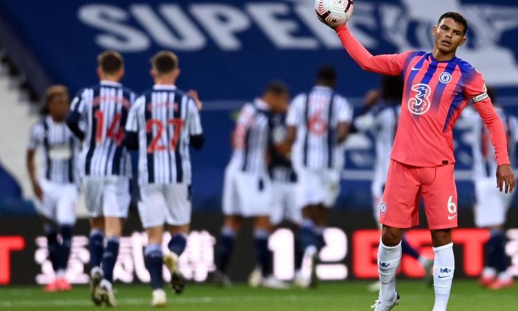 Premier: l'Everton vince ancora, Ancelotti primo a punteggio pieno! Il Chelsea si salva col Wba: da 3-0 a 3-3