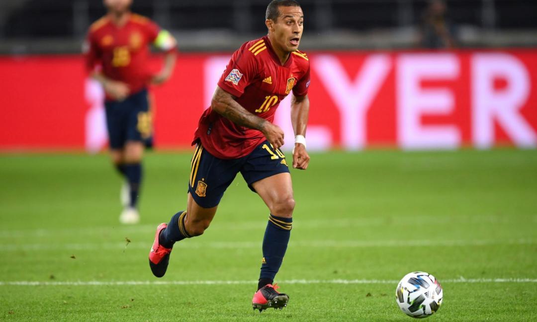 Thiago Alcantara, il calciatore che (di)segna