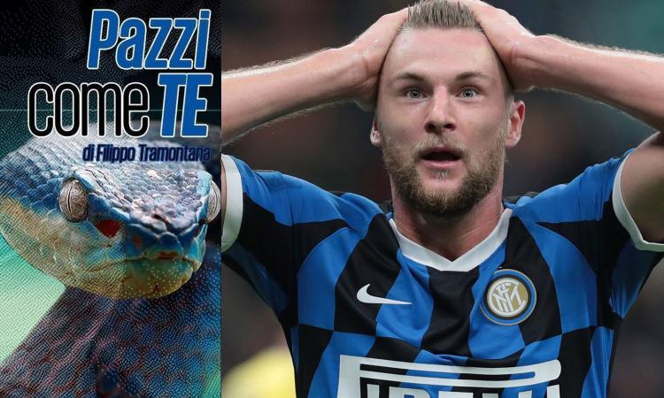 Inter, Skriniar è un simbolo per i tifosi. Il suo 'sacrificio' sarà doloroso