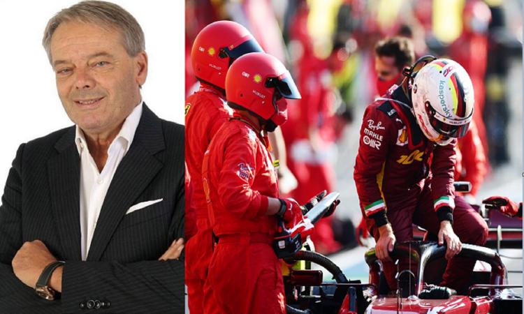 Turrini a CM: 'La domenica italiana è bella solo in moto, peccato per Rossi! Ferrari umiliata, si è toccato il fondo'