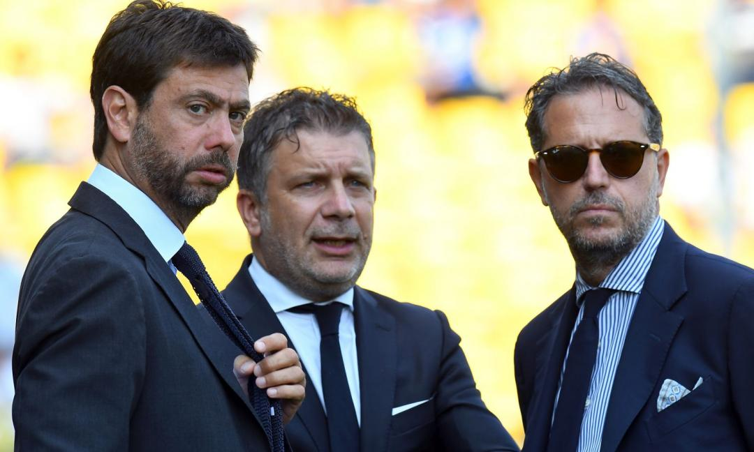 Juve: calciomercato nel caos