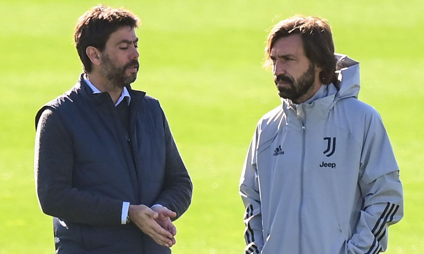 Pirlo e la fiducia di Agnelli: è il primo allenatore della Juve che può  anche perdere e fare richieste di mercato | Primapagina | Calciomercato.com