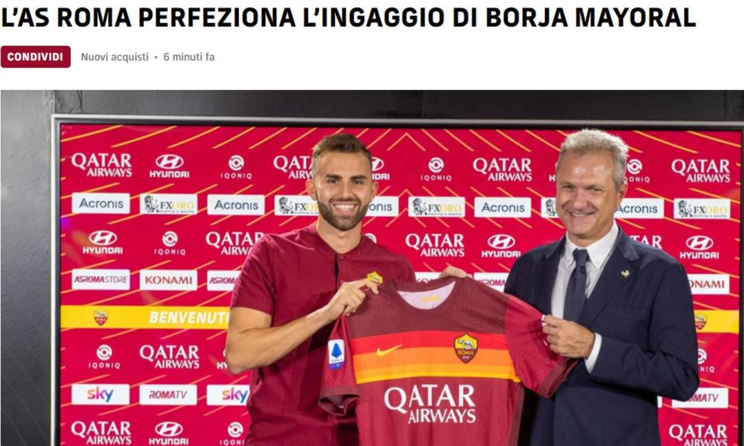 EL: Roma a due marce, e Fonseca...