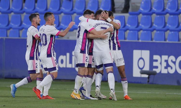 Liga: Campana riprende il Valladolid, il Levante strappa il pari