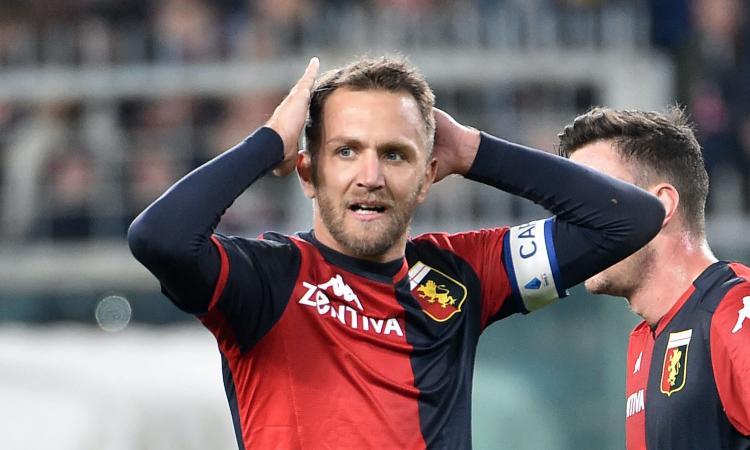 Criscito: 'Felice per l'Italia, Mancini se lo merita. Mi sono commosso per Spinazzola'