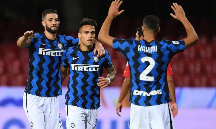 Quattro positivi all'Inter, ma il derby non è a rischio: ecco perché
