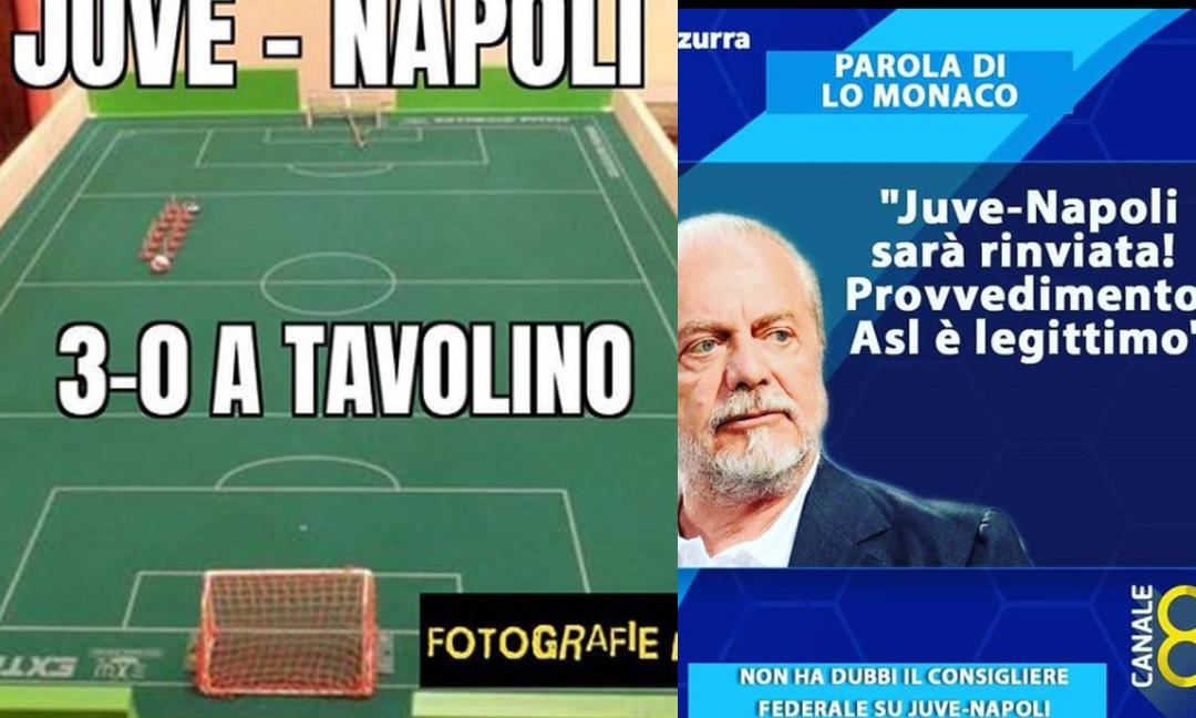 Juve-Napoli all'italiana!