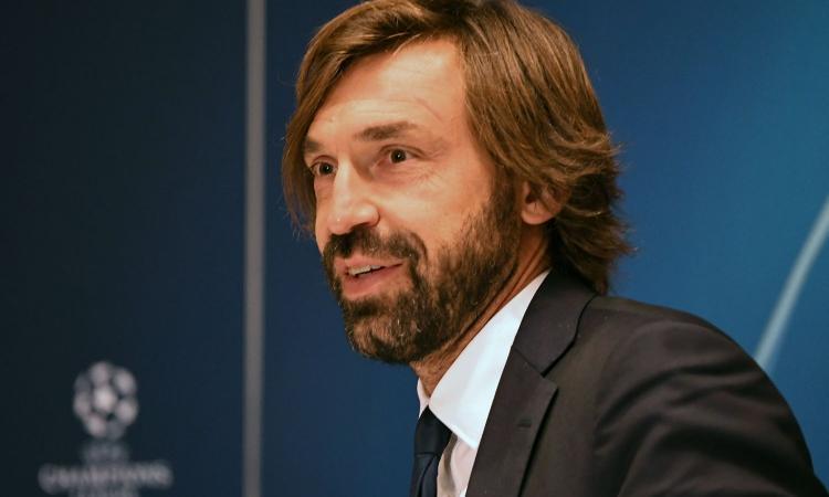 Juve, Pirlo come Ancelotti: preferisce la coppa. Poi lo scudetto, ma senza playoff