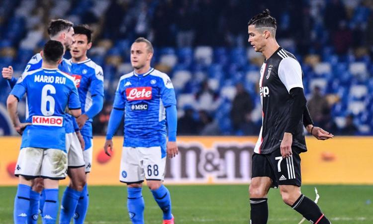 Napolimania: tutti attaccano il Napoli, ma cosa diranno su Ronaldo i moralisti sabaudi e i paladini di Agnelli?