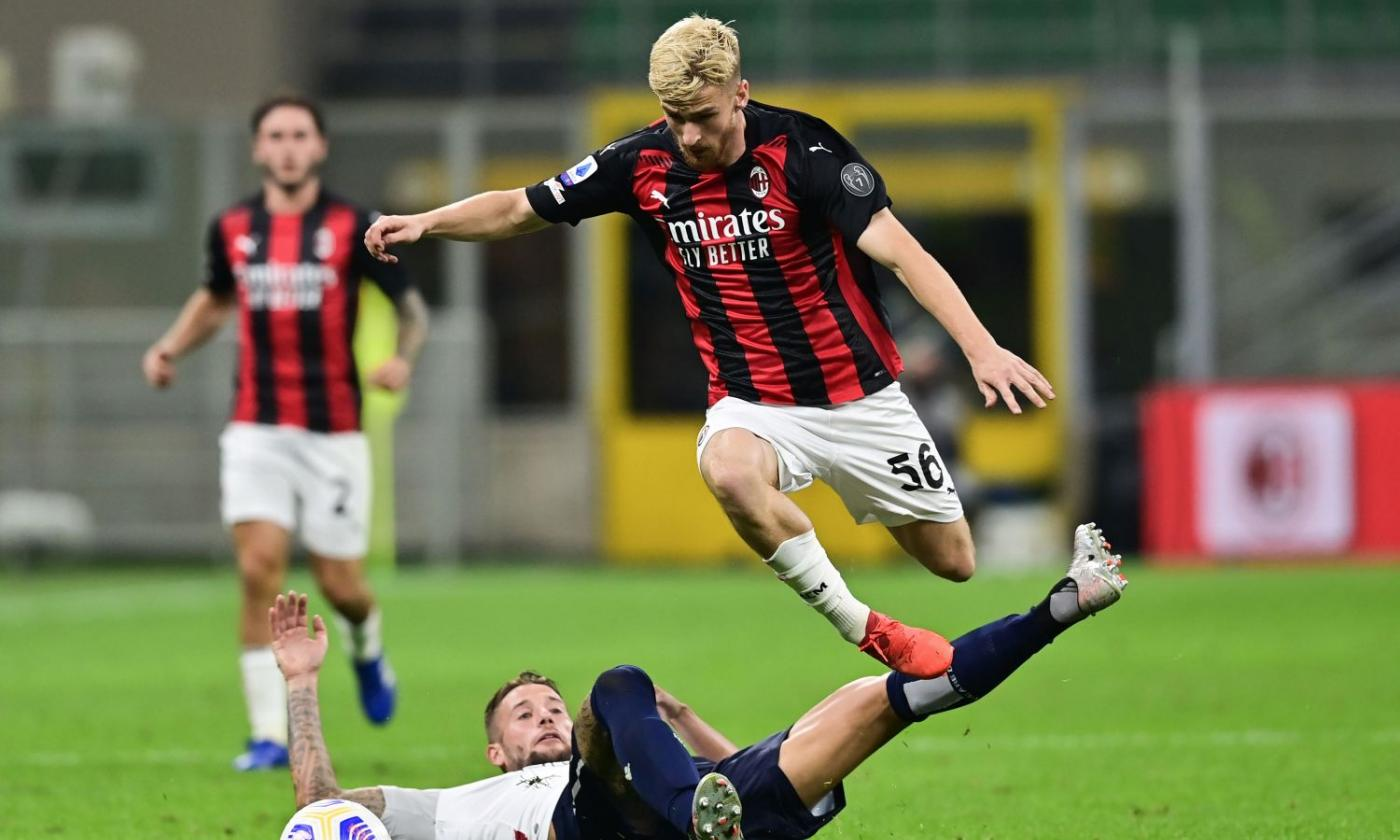 Milan-Verona, le formazioni ufficiali: Ibra contro Kalinic, dal 1'  Saelemaekers e Leao. Zaccagni con Barak   Serie A   Calciomercato.com