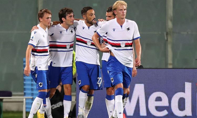 Coppa Italia: anticipata Sampdoria-Salernitana