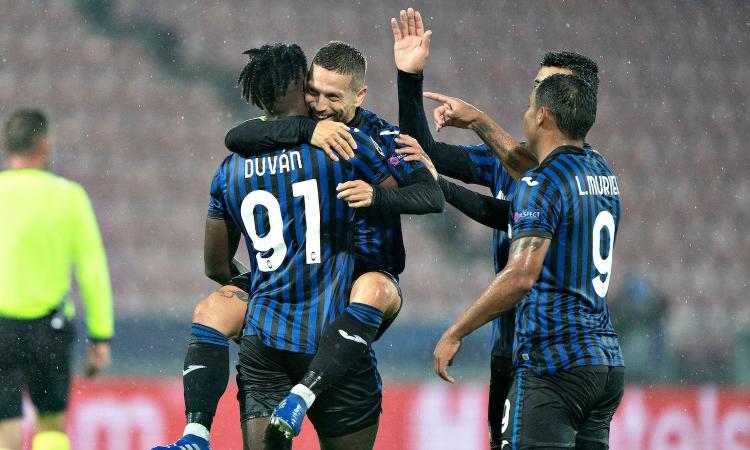 Serie A: l'Atalanta torna alla vittoria con la Samp. Successi anche per Inter, Lazio, Napoli e Juventus