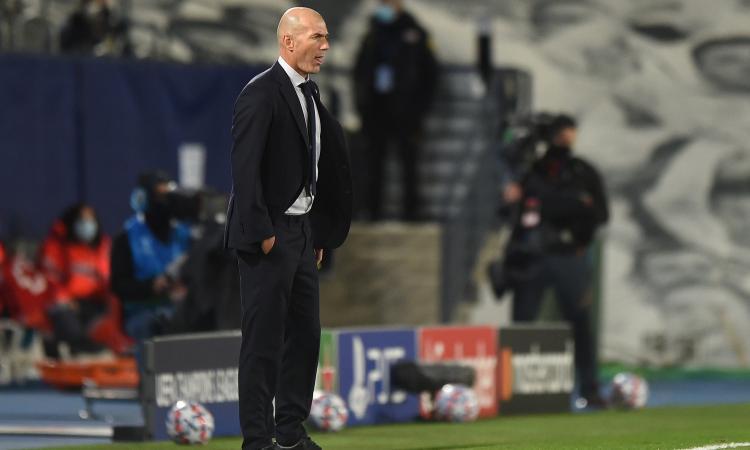 La crisi del Real Madrid regala all'Inter il girone polveriera: Florentino negli spogliatoi, su Zidane l'ombra di Raul