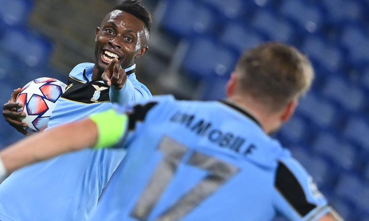 Un anno fa festeggiava a Positano, ora segna con la Lazio in Champions: chi è Akpa Akpro, 'l'esempio' di Drogba
