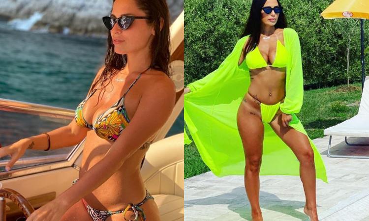 Alessia Macari senza peli sulla lingua: 'Io icona dei feticisti? Odio i miei piedi' FOTO