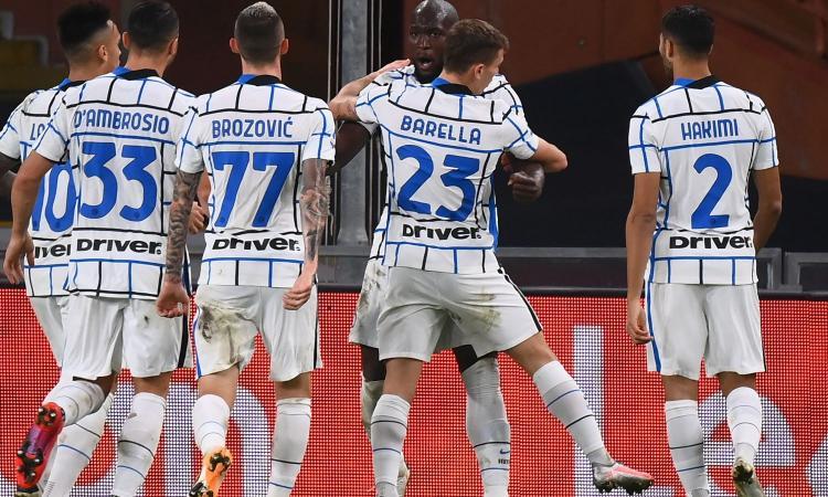 Barella incide più di Eriksen e l'Inter riparte. E per la prima volta fa festa pure Handanovic