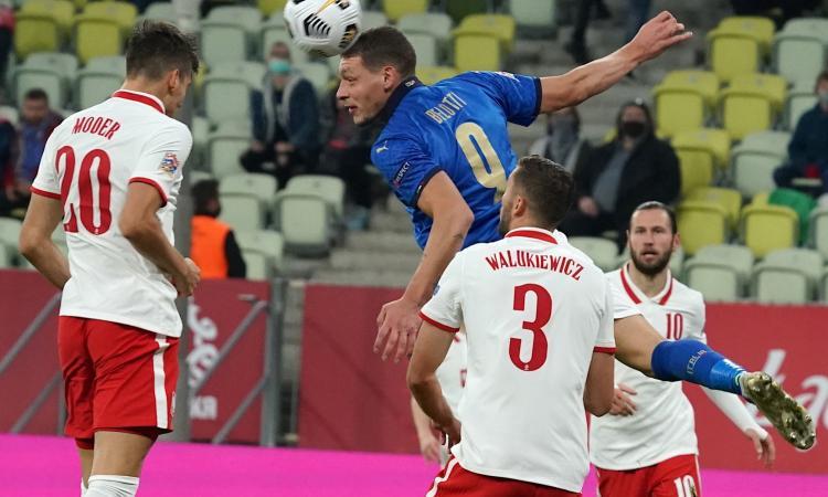 L'Italia domina, ma non segna con una Polonia inferiore. Non è colpa di Belotti se il centrocampo non tira in porta