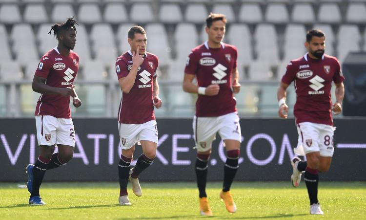 Serie A: Torino-Sampdoria e Genoa-Parma probabili formazioni e dove vederle in tv