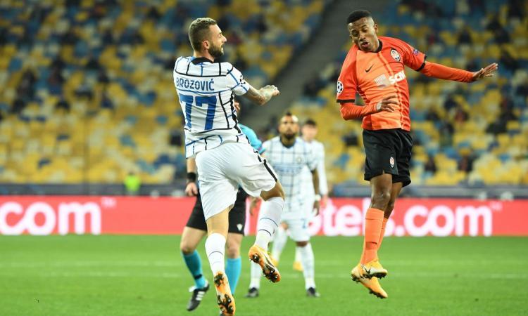 Shakhtar-Inter, le pagelle di CM: Lautaro deprimente, buoni segnali da Brozovic