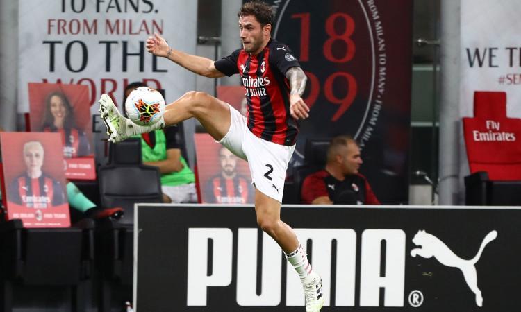 Calabria rinato, il Milan cambia idea: i club interessati e l'idea rinnovo, il punto