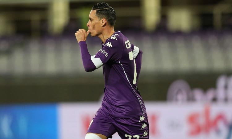 Fiorentina, è il giorno di Callejon VIDEO